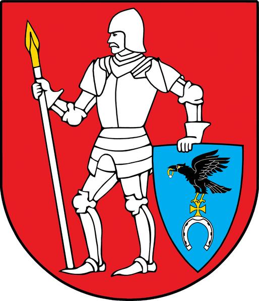Herb - Gmina Kulesze Kościelne