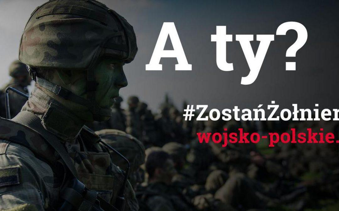 Zostań Żołnierzem Rzeczpospolitej Polskiej!