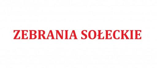 Sołtysi Wsi oraz Wójt Gminy Kulesze Kościelne Stefan Grodzki zapraszają mieszkańców sołectw na spotkania w sprawie funduszu sołeckiego na 2021 rok