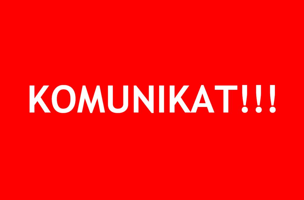 Komunikat Gminy Kulesze Kościelne w sprawie podatków!