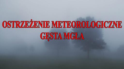 Ostrzeżenie meteorologiczne Nr 76
