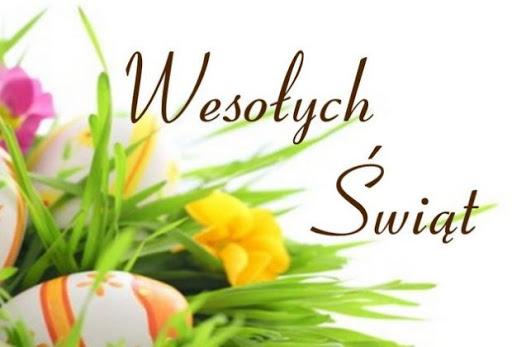Życzenia z okazji Świąt Wielkanocnych!